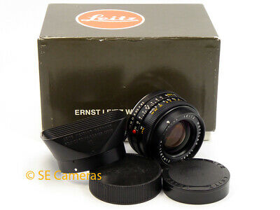 Leica Leitz Wetzlar Elmarit-r 28mm F2.8 R Cam Lens *near Mint Condition*  • 549.99£