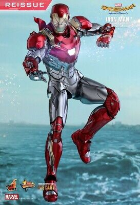 $ CDN1047.48 • Buy Iron Man Mark 47 (Spiderman Home Coming)Hottoys 1/6th Scale Figure