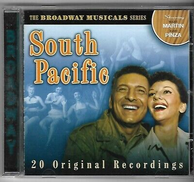 South Pacific - The Broadway Musicals Series - CD • 2.35£