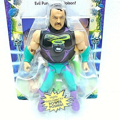 $29.97 • Buy Masters Of The WWE Universe JAKE THE SNAKE ROBERTS Wrestling Action Figure 🔥🔥