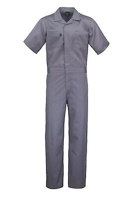 $24.95 • Buy Kolossus Deluxe Short Sleeve Cotton Blend Coverall With Multi Pockets