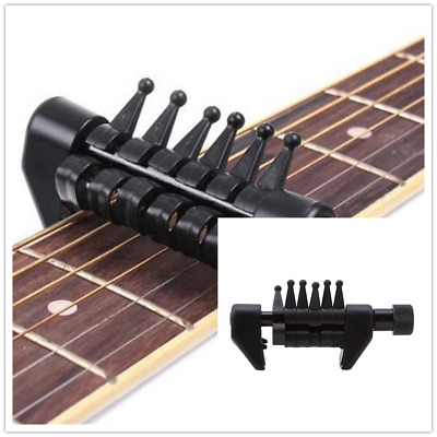 $ CDN5.62 • Buy Professional Flanger Guitar Capo Electric Acoustic Guitar Fingerboard Tuning New