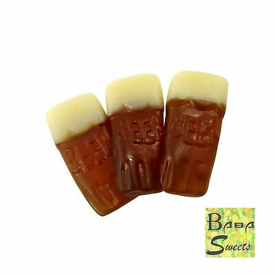 Pint Pots Beer Bottles CandyMishaped  Traditional Candy Pick N Mix Retro • 1.99£