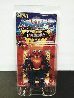 $150 • Buy MOTU, Mantenna, Masters Of The Universe, MOC, Carded, Figure, He Man, Sealed