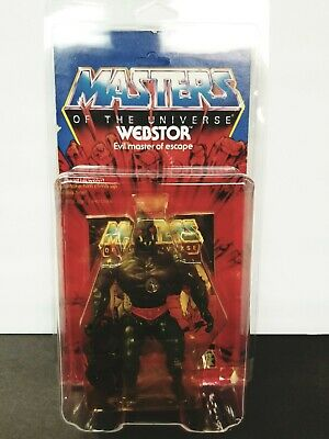 $160 • Buy Vintage Motu Webstor MOC