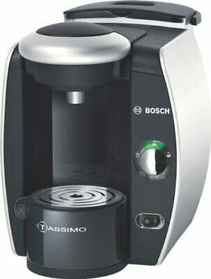 View Details Bosch TAS4011GB Tassimo Automatic Hot Drinks Coffee Machine In Silver And Black • 49.95£