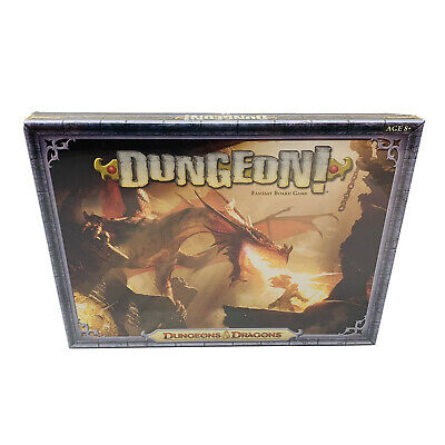 AU58.68 • Buy NIB Dungeons And Dragons Dungeon! Fantasy Board Game (Free Shipping)