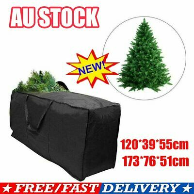 AU17.84 • Buy Extra Large Waterproof Storage Bag Outdoor Furniture Cushions Christmas Tree Toy