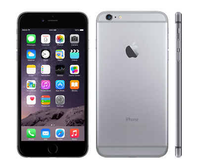 AU220 • Buy IPhone 6 Plus, A1524 W/ Silicon, 64Gb, Space Grey, Unlocked