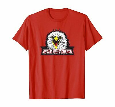 $12.99 • Buy Eagle Fang Karate Red Funny T-Shirt