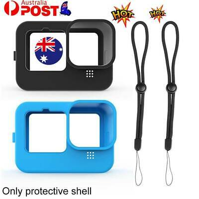 AU9.85 • Buy Protective Silicone Case Rubber Protector Cover Case Durable For GoPro Hero 9 AU