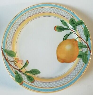 Marks And Spencer Fruit Orchard Dinner Plates X 2 • 32.50£