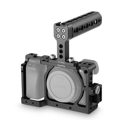 $ CDN89.63 • Buy SmallRig Cage Kit For Sony A6000 A6300 NEX7 Camera With Handle & HDMI Clamp 1921