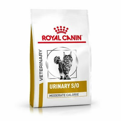 Royal Canin Feline Vet Diet Urinary S/o Moderate Calorie Dry & Pouch- Best Price • 17£