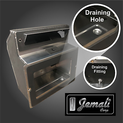$ CDN598.93 • Buy Kenworth T300, W900 / W900L, W900B,  T600 / T660,  T800 AC / Heater Aluminum Box