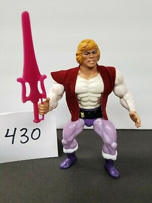 $50 • Buy HE-MAN MOTU Prince Adam Masters Of The Universe Figure Complete With Sword Belt
