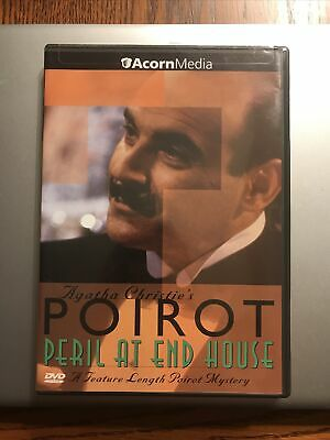 UPoirot - Peril At End House (DVD, 2001) • 6.44£