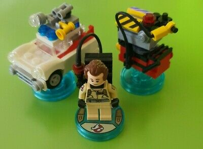 AU39.99 • Buy LEGO Dimensions 71228 Ghostbusters Level Pack Used