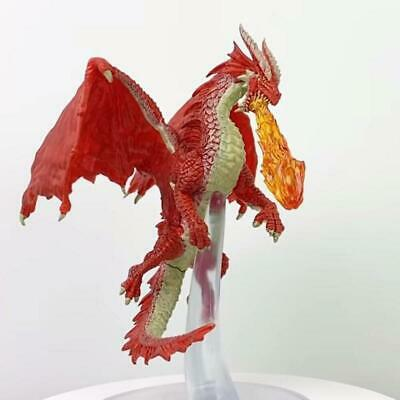 AU39.99 • Buy Young Red Dragon - Fangs And Talons - Dungeons & Dragons - #44