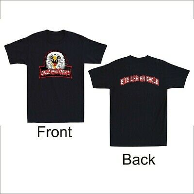 $19.98 • Buy Hot Trend Eagle Fang Karate Front & Back Unisex T-shirt Black, Red Size S-5XL