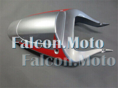 $209.10 • Buy Rear Tail Seat Cowl Fairing For GSXR600 GSXR750 01-03 Silver Red Injection AAQ