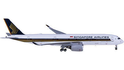 AU152.06 • Buy 1:400 NG Model Singapore Airlines AIRBUS A350-900 Passenger Plane Diecast Model