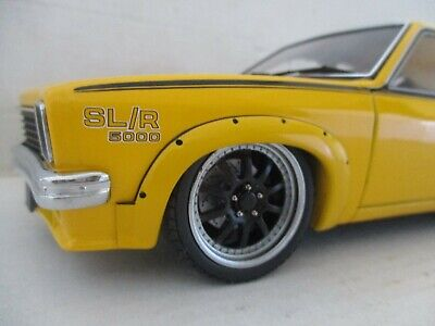 AU395 • Buy Holden Lh Torana L34 Chrome Yellow 1/18 Monaro Hk Ht Hg Hq Hj Hx Hz Lx Lj Slr