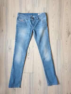 Womens Diesel Industry Livy Jeans. Size W29/30 L32. Very Good Condition. • 198£