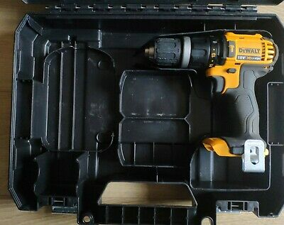 DEWALT DCD785N XR 18v Lithium-ion Cordless 2 Speed Hammer Drill Body & Case Only • 49.99£