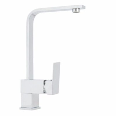Cooke & Lewis CLAVEY Single Lever Chrome Kitchen Mixer Sink Tap New In Box  • 59.99£