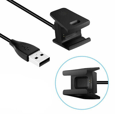 $ CDN4.26 • Buy Charger For FITBIT CHARGE 2 USB Charging Cable Activity Wristband Cord Wire  R