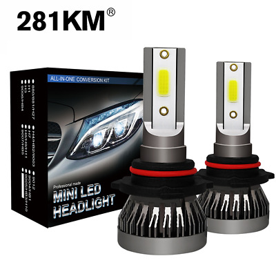 $9.89 • Buy Pair 9140 9145 H10 HB3 9005 LED 100W CREE White Fog Light Driving DRL Bulb 6000K