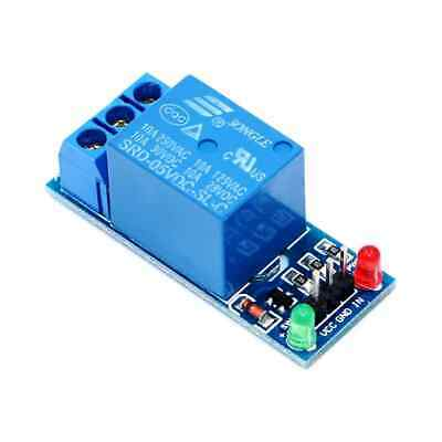 AU8.95 • Buy 5v 1 Channel High Level Relay Module With Optocoupler