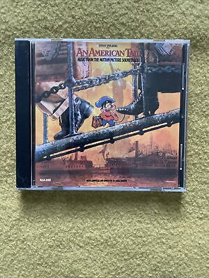 An American Tale CD Soundtrack James Horner • 15£