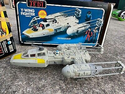 $ CDN243.61 • Buy Vintage Star Wars Y Wing 1983 With Box And All Accessories