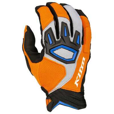 $ CDN37.65 • Buy Klim Dakar Off-road Gloves Orange Dual-sport Riding Glove All Sizes Was $39.99