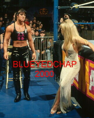 $ CDN12.67 • Buy Chyna & Terri Runnels Girl Wrestler  8 X 10 Wrestling Photo Wwf