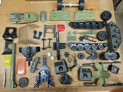 $ CDN14.67 • Buy GI Joe Cobra Vehicle Parts Lot 2, Havoc Bridge Layer Asp Sea Slug Wolf Shuttle