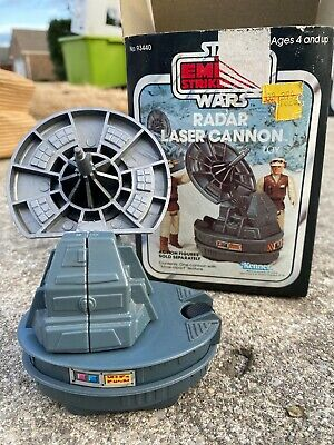 $ CDN20.88 • Buy Vintage Star Wars ESB Radar Laser Cannon  Complete With Box