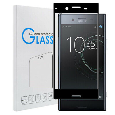 AU18.50 • Buy Sony Xperia XZ XZ1 Compact  XZ2 Premium XZ3 XZ4 Screen Protector Tempered Glass