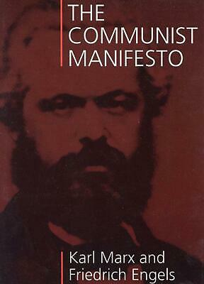 The Communist Manifesto By Karl Marx (English) Paperback Book Free Shipping! • 3.14£