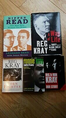 True Crime Book Bundle Very Good Condition. Some Like New. • 3£