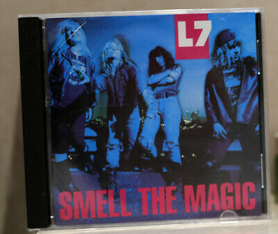 L7 Smell The Magic CD  • 10.99£
