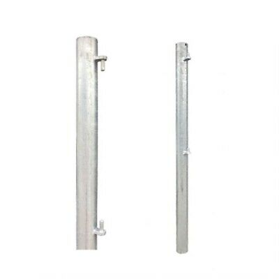 Galvinished Hanging & Latch Posts For Metal Field Gate - New • 85£