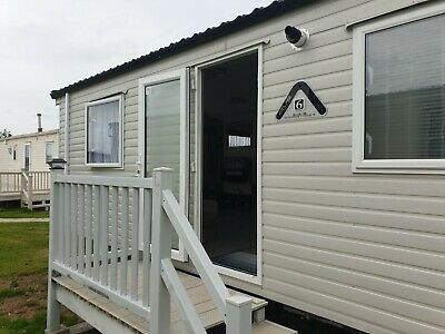 Holiday Mablethorpe Lincolnshire Static Caravan Seaside Beach Hire Rent 6 Berth • 50£