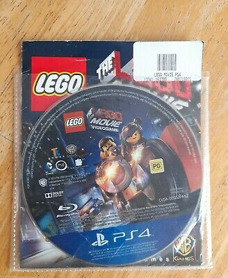 AU17.99 • Buy The Lego Movie Videogame PS4 Playstation 4