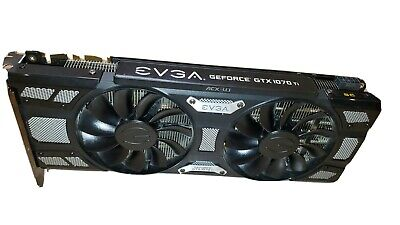 $ CDN395.53 • Buy EVGA GeForce GTX 1070 Ti SC GAMING 08G-P4-5671-KR 8GB GDDR5 ACX 3.0 & Black...
