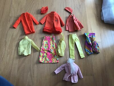 $ CDN16.57 • Buy Vintage Barbie Clothes Lot From 1970s In Need Of Repairs