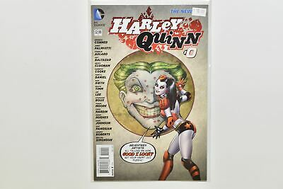 $ CDN16.93 • Buy Harley Quinn 0 The New 52 Dc Comics