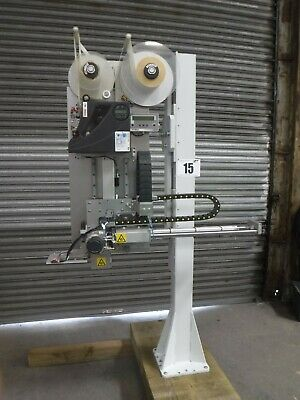 Label Applicator, Weber Column Mounted  Print And Apply Labelling Machine. • 1,295£